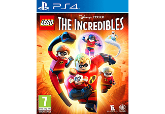 Warner Bros LEGO: The Incredibles 2 PS4 (1000704598)