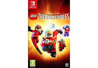 Warner Bros LEGO: The Incredibles 2 Nintendo Switch (1000704606)