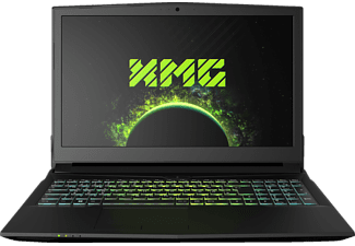XMG A517 - M18drx, Gaming Notebook mit 15.6 Zoll Display, Core™ i7 Prozessor, 16 GB RAM, 250 GB SSD, 1 GB HDD, GeForce GTX 1060, Schwarz