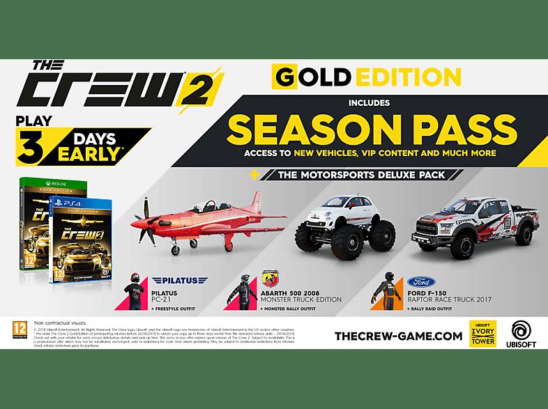 The Crew 2 Gold Edition (Xbox One) - MediaMarkt Magyarország