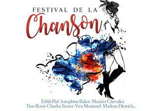 VARIOUS - Festival De La Chanson [CD]