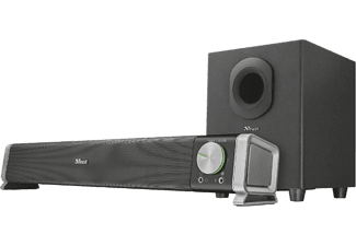 Soundbar speaker set voor PC en laptop