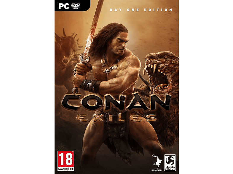 Conan Exiles Day One Edition PC gaming games pc games