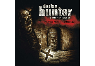 Andreas Dorian Hunter/meyer - Hunteresque-Der Dorian Hunter Hörspiel Soundtrack [CD]
