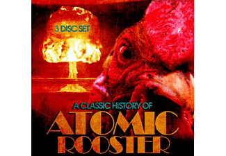 Atomic Rooster - A Classic History Of [CD]