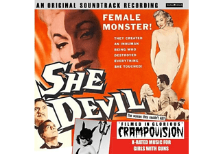 VARIOUS - She Devil-OST [CD]