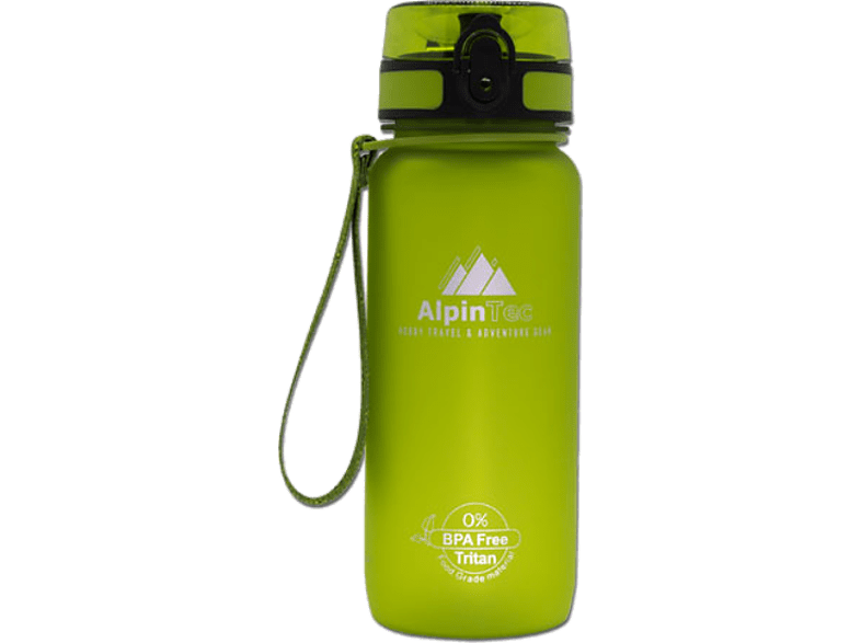 ALPIN Παγούρι 750ml BPA Free-Fast open T-750GN hobby   φωτογραφία fitness αξεσουάρ ποδηλάτων