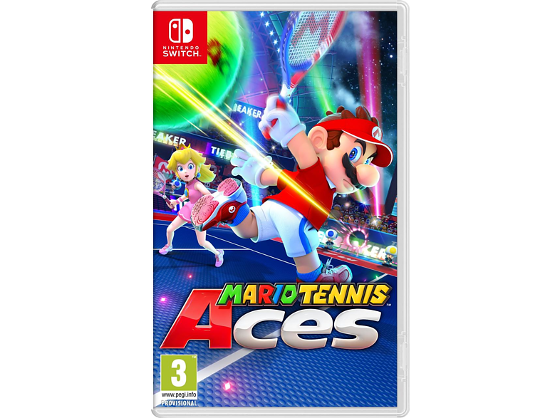 Mario Tennis Aces Nintendo Switch gaming games switch games
