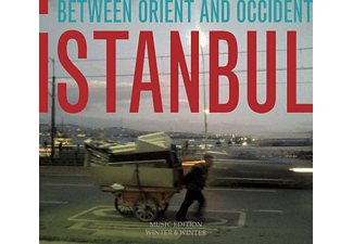 Ketencoglu,Muammer & Halili,Serkan Mesut - ISTANBUL-BETWEEN ORIENT AND OCCIDENT [CD]