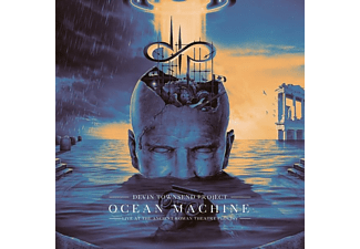 Devin Townsend Project - Ocean Machine-Live At The Ancient Theater [CD]