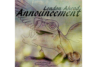 London Ahead - Announcement [CD]