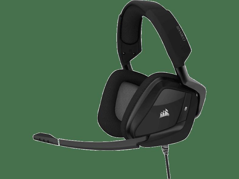 CORSAIR Void Pro USB Black gaming απογείωσε την gaming εμπειρία ακουστικά gaming