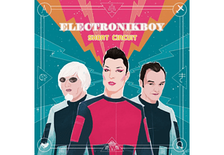 Electronikboy - Short Circuit [CD]