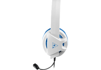 TURTLE BEACH Recon Chat Headset , Gaming Headset, Weiß/Blau