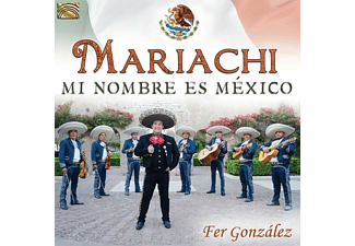 Fer Gonzalez - Mariachi From Mexico [CD]