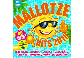 VARIOUS - Mallotze Hits 2018 [CD]