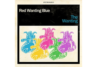 Red Wanting Blue - The Wanting [CD]