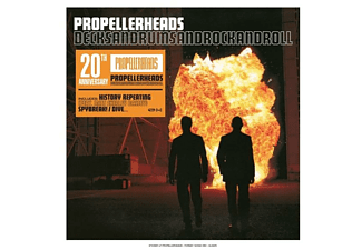 The Propellerheads - Decksandrumsandrockandroll 20th Anniversary [CD]