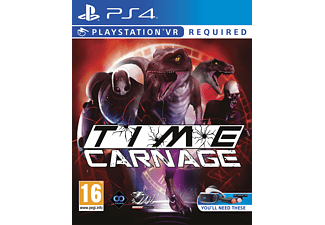 Time Carnage VR (PlayStation VR)