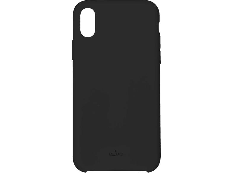 PURO Προστατευτικό κάλυμμα για iPhone X 5,8 (IPCXICONBLK) smartphones   smartliving iphone θήκες iphone
