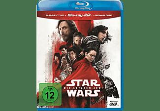 Star Wars: Die letzten Jedi - (3D Blu-ray (+2D))
