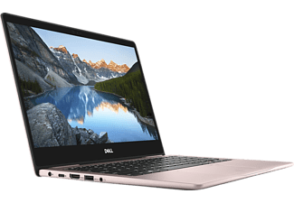 DELL INSPIRON 13 7370, Notebook mit 15.6 Zoll Display, Core™ i5 Prozessor, 8 GB RAM, 256 GB SSD, UHD Grafik 620, Pink