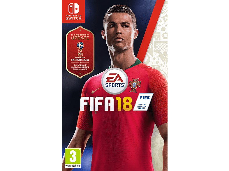 Fifa 18 gaming games switch games
