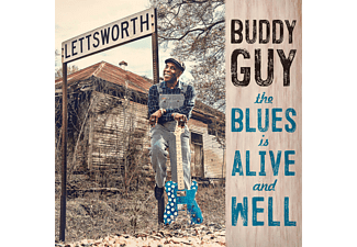 Buddy Guy - THE BLUES IS ALIVE AND WELL [CD]