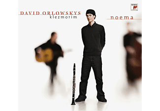 David Orlowskys Klezmorim, David Orlowsky Trio - Noema [CD]