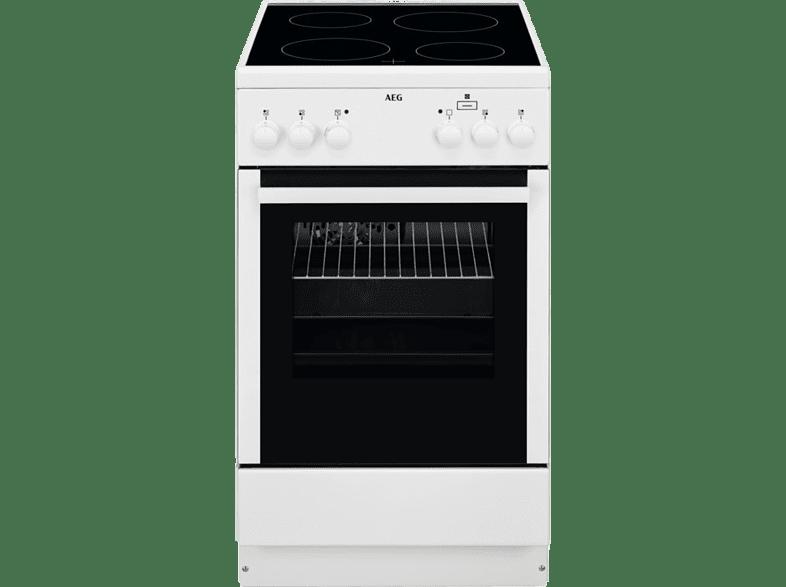 AEG CCB56000BW οικιακές συσκευές κουζίνες ηλεκτρικές κουζίνες