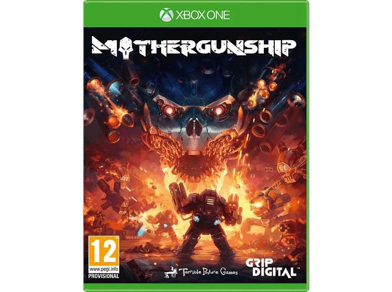 Mothergunship Xbox One gaming games xbox one games
