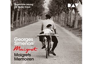 Simenon Georges - Maigrets Memoiren - (CD)