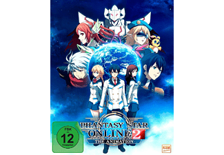 001 - PHANTASY STAR ONLINE 2 (EP.1-4) [Blu-ray]