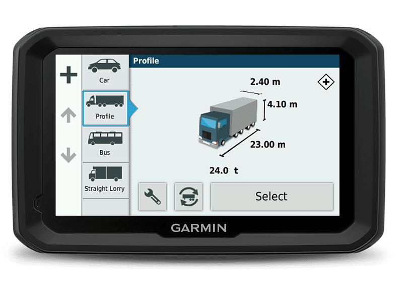 GARMIN Dezl 580 LMT-D με Ευρώπη smartphones   smartliving συσκευές πλοήγησης  gps πλοήγηση