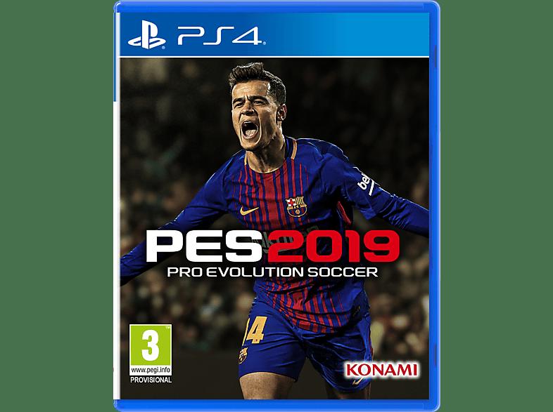 PES 2019 GR PlayStation 4 gaming games ps4 games