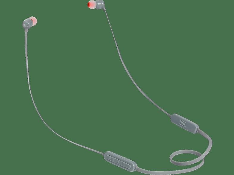 JBL T 110 BT Grey τηλεόραση   ψυχαγωγία ακουστικά ακουστικά in ear τηλεόραση   ψυχαγωγία ακουστικά
