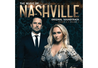 Nashville Cast - The Music Of Nashville Season 6,Vol.3 [CD]