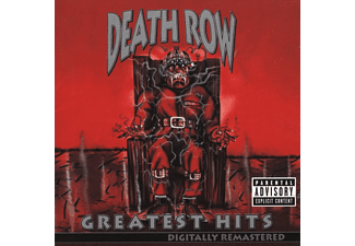 VARIOUS - DEATH ROW GREATEST HITS (EXPLICIT VERSION) [Vinyl]