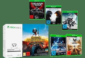 MICROSOFT Xbox One S 1TB Konsole - Action Bundle 2018