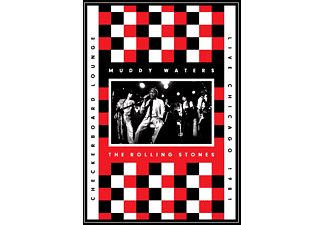 The Rolling Stones, Muddy Waters - Live At The Checkerboard Lounge (DVD)