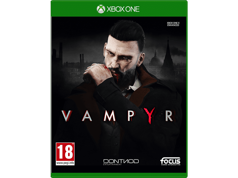 Vampyr Xbox One gaming games xbox one games