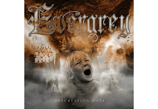 Evergrey - Recreation Day [CD]