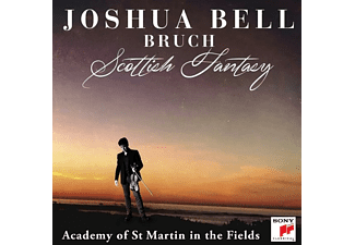 Joshua Bell, Academy of St. Martin in the Fields - Schottische Fantasie/Violinkonzert 1 op.26 [CD]