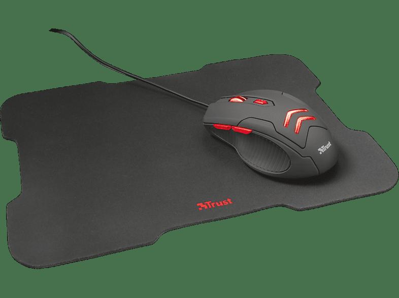 TRUST Ziva with mouse pad (21963) laptop  tablet  computing  περιφερειακά πληκτρολόγια   ποντίκια  laptop  tablet