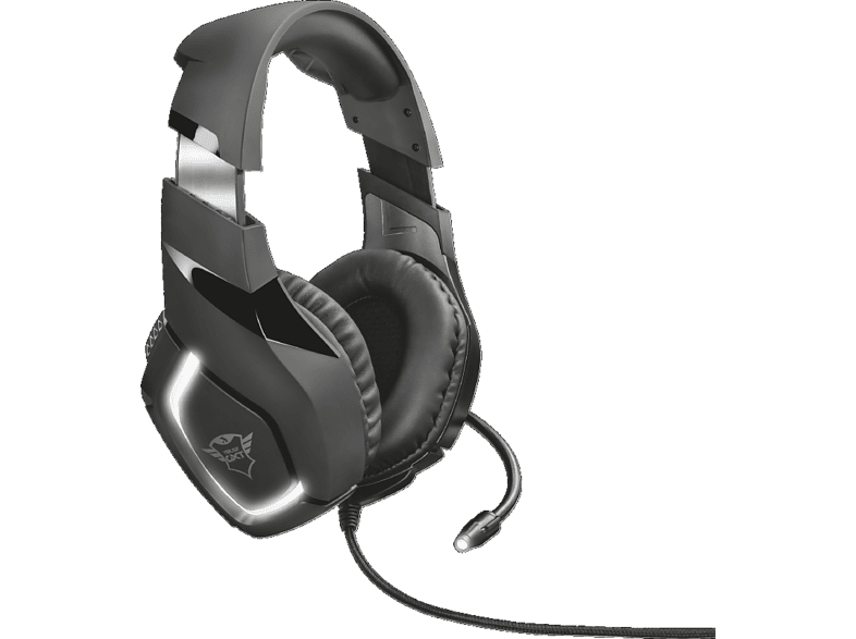 TRUST GXT 380 Doxx Illuminated gaming απογείωσε την gaming εμπειρία ακουστικά gaming laptop  tablet  computing