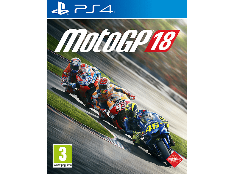 MotoGP 18 PlayStation 4 gaming games ps4 games