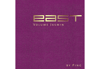 various/dj ping - East-Volume Jasmin - (CD)