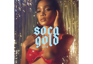VARIOUS - Soca Gold 2018 (2CD) [CD]