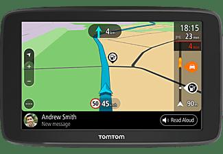 "TOMTOM GO Basic 5"", PKW Navigationsgerät, Kartenmaterial Europa, 49 Länder, Micro-SD Slot, inkl. Lifetime card updates"