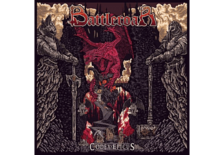 Battleroar - CODEX EPICUS [CD]